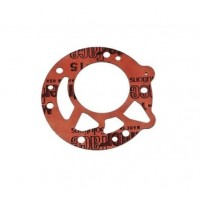 13 - TILLOTSON FUEL PUMP GASKET (ORANGE)